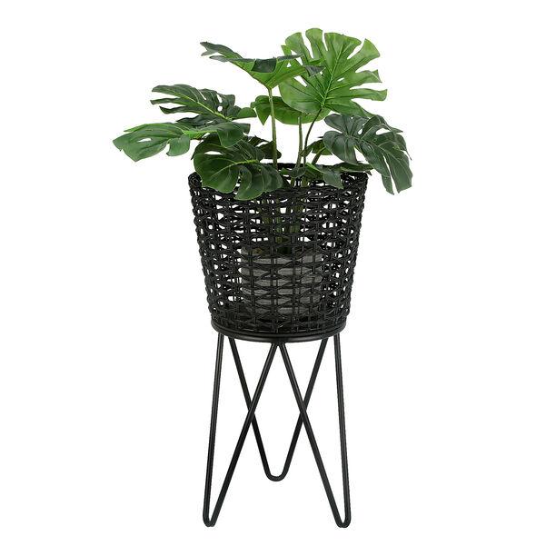 اناء نباتات مع حامل image number 1