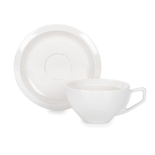 English Tea Cups Set White 250 Ml image number 1
