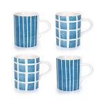 English Tea Set 7Pc Navy Carnival image number 3