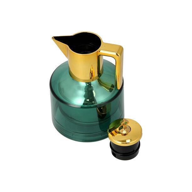 Plastic Vacuum Flask Malakit 1L image number 3