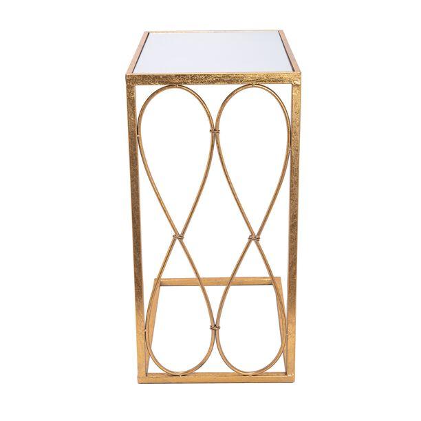 Side Table Metal Gold image number 2