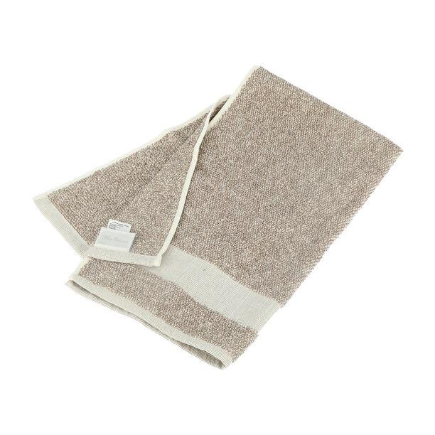 Melanga Yarn Dyed Guest Towel 50*90 Cm image number 1