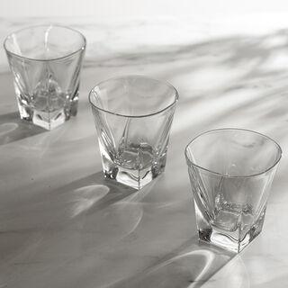 Rcr Set Bicchieri Fusion ( 6+2) 8 Pieces Set
