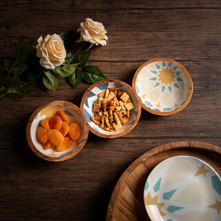 Arabesque Nuts Bowl Small