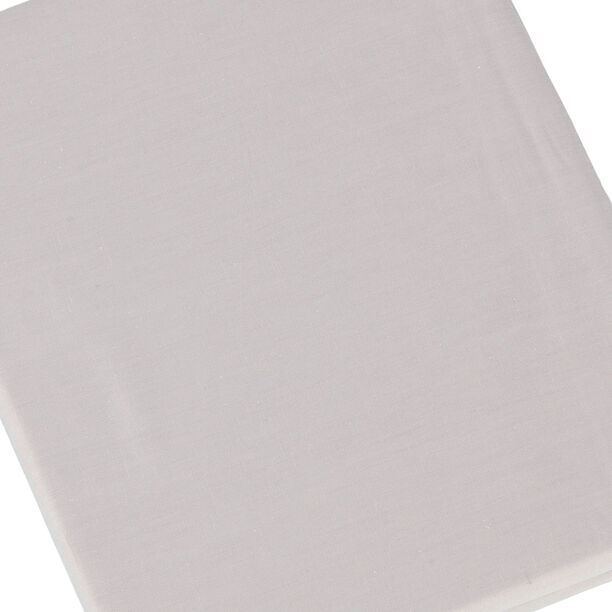Fitted Sheet 180*200+35 Light Grey image number 2