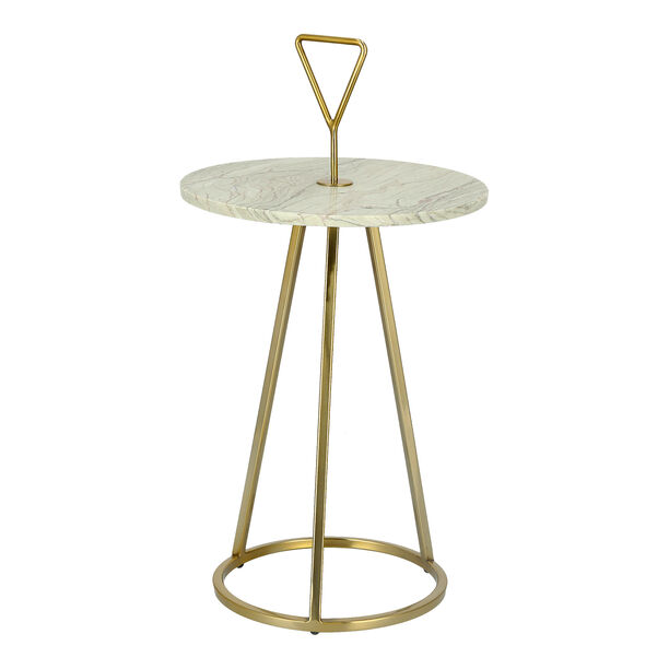 Side Table Marble Top image number 0