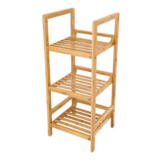 3 Tiers Bamboo Shelf