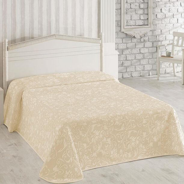 Merinos Elegance Blanket Beige image number 0