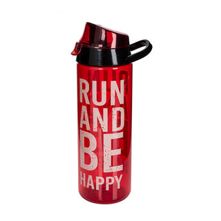 Herevin Plastic Sports Bottle V:0.75L Be Happy Design