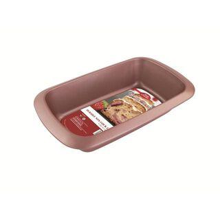 Betty Crocker Non Stick Loaf Pan, Rose Color