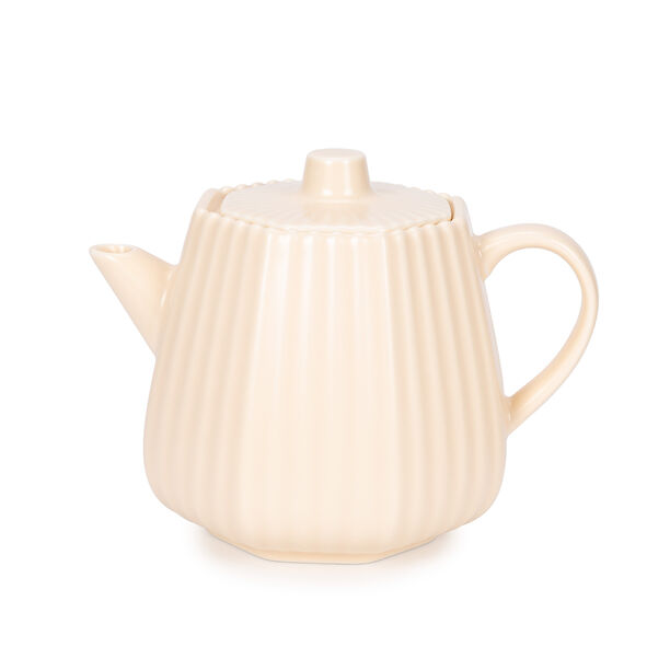 Aisan Tea Set 10Pc Pleat Apricot image number 2