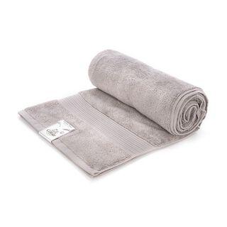 منشفة استحمام لون ترابي من كوتاج