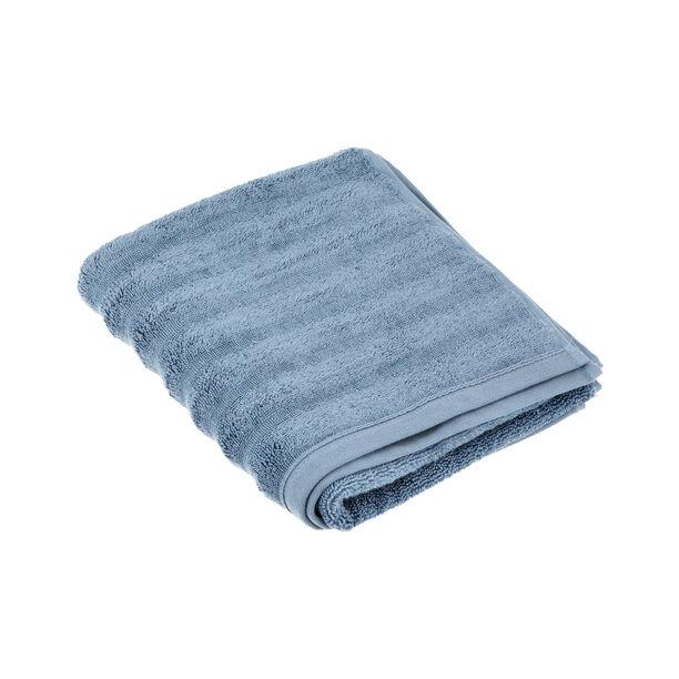 منشفة يد 100*50 سم لون ازرق من كوتاج image number 1