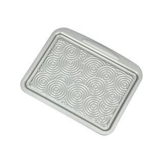 Alberto Non Stick Cookie Sheet Silver