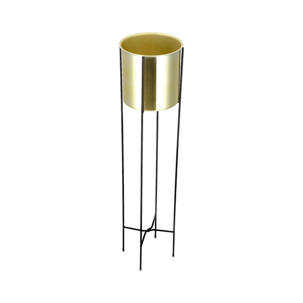 Planter Metal With Stand image number 2