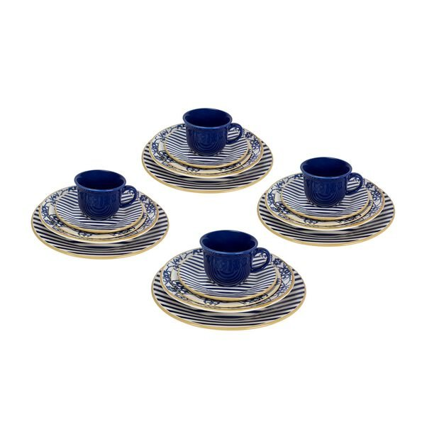 Oxford Porcelain 20 Pcs Dinner Set Serve 4 Persons image number 1