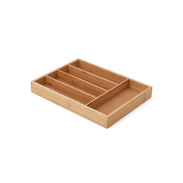 منظم خشب لادوات المطبخ image number 0