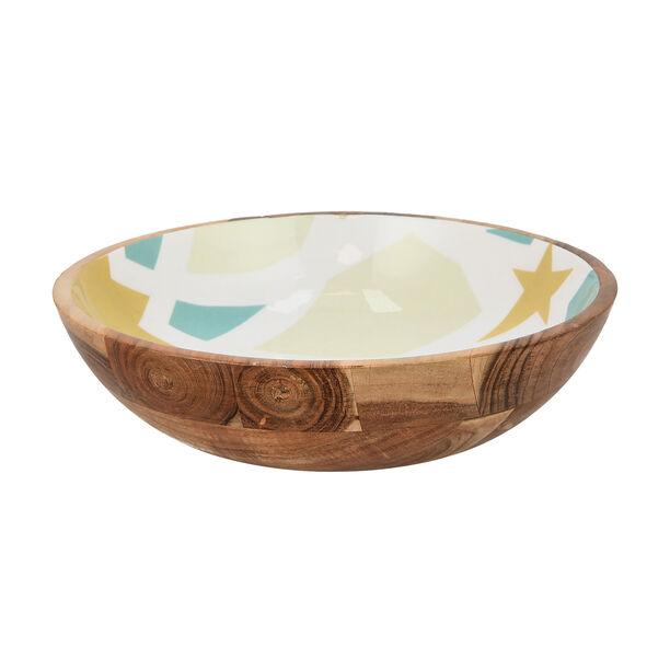 Arabesque Round Bowl Large image number 2