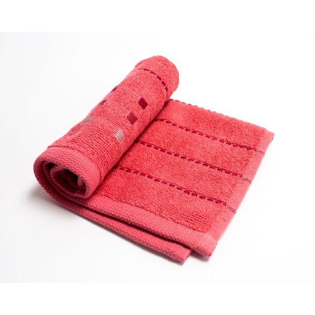 Raiz Towel Light Red 30X30Cm image number 0