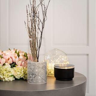 Abundance Vase Glass And Acrylic