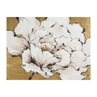 Wall Art Hand Painting Flower