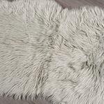 Faux Fur Grey image number 1