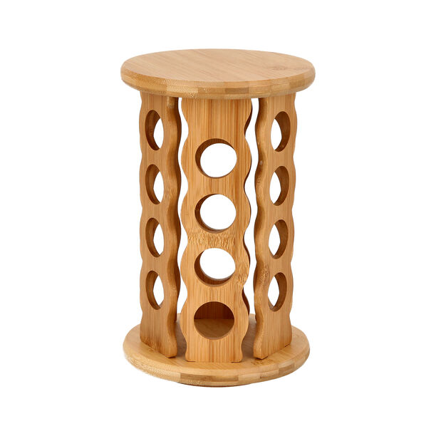 Bamboo Capsule Holder image number 0
