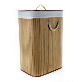 Bamboo Hamper Natural
