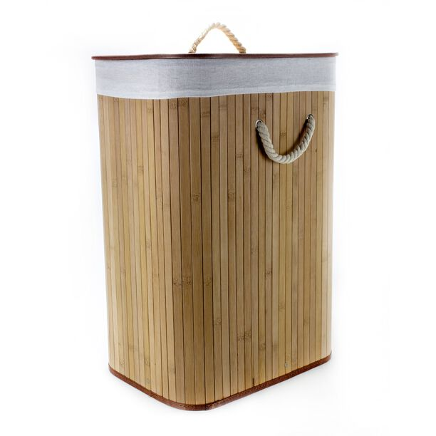 Bamboo Hamper Natural image number 0