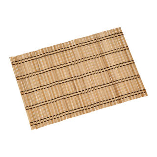 Alberto Bamboo Placemat Brown Color