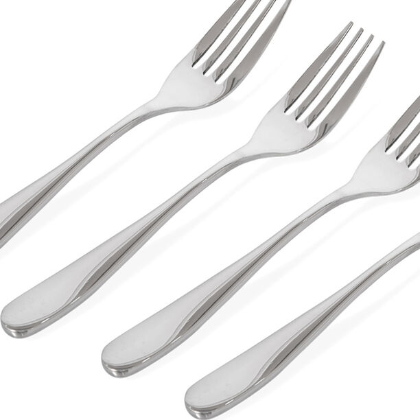 La Mesa 4 Pcs Dinner Fork image number 1