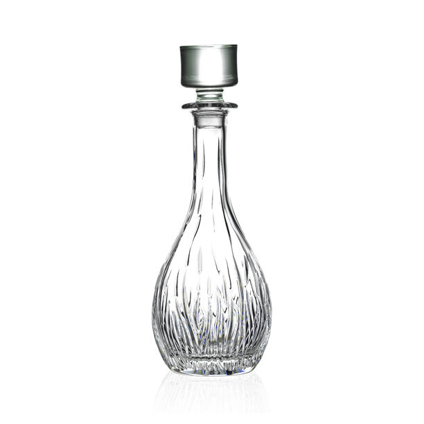Crystal Decanter Fire Made In Italy image number 0
