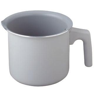 Non Stick Milk Pan With Handle Grey