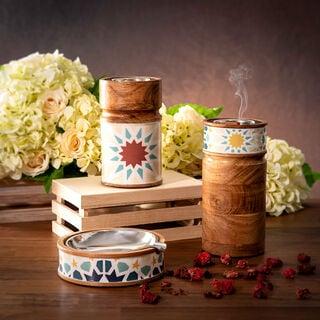 Ashtry Arabesque Wood