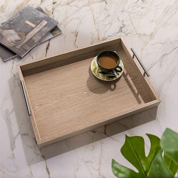 صينية تقديم خشبية image number 0