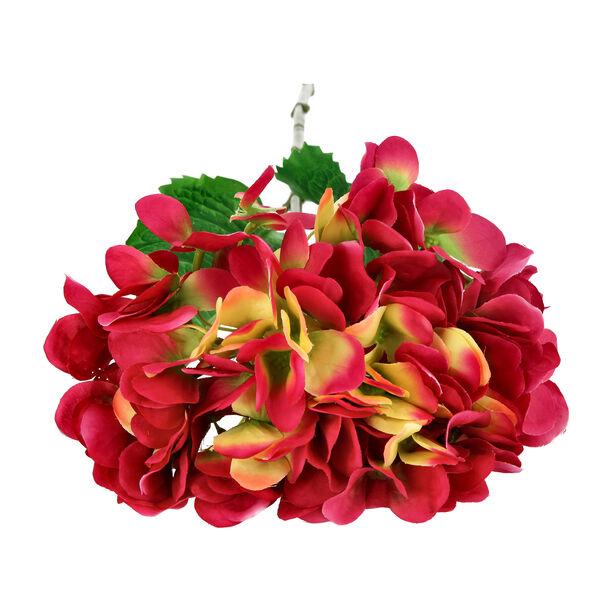 ARTIFICIAL FLOWER SINGLE HYDRANGEA BEAUTY image number 2