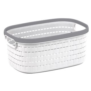 Rattan Storage Basket 6.5L