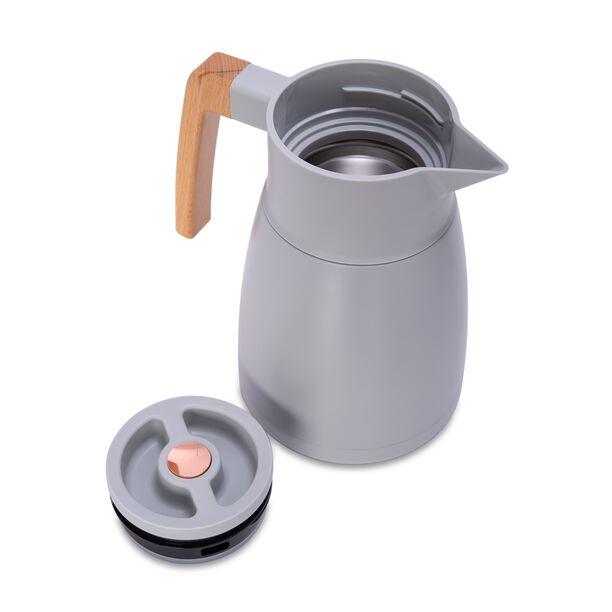 Dallety Stainless Steel Vacuum Flask Sinbuli Grey 1.5 L image number 1