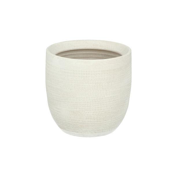 Ceramic Planter Grey image number 0