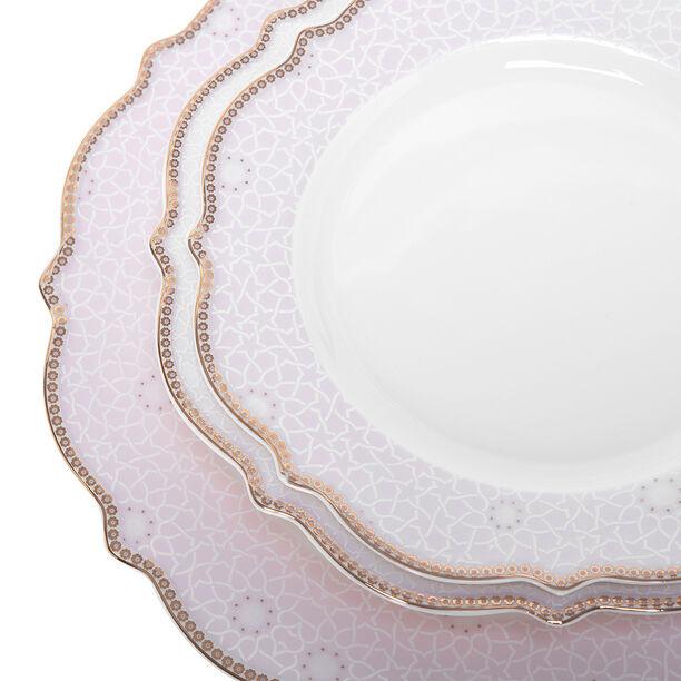 47 Pcs Porcelain Dinner Set image number 3
