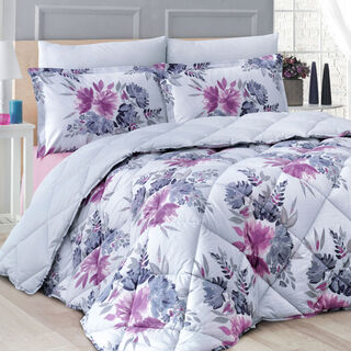 Cottage Barbes Comforter Set Single Size 3 Pieces