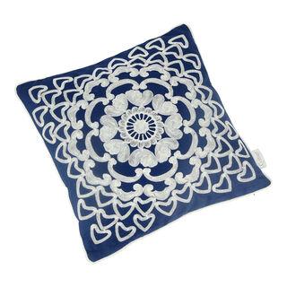 Embroidery Cushion Santorini Oriental