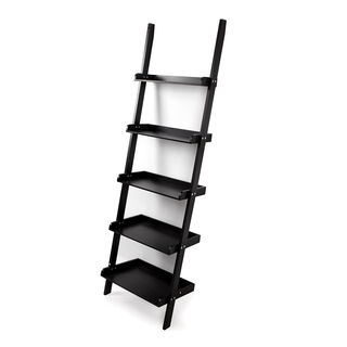 5 Tiers Shelf Black