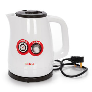 Tefal Delfini Kettle 1.5L White Color
