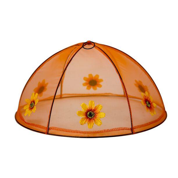 غطاء طعام لون برتقالي  image number 0