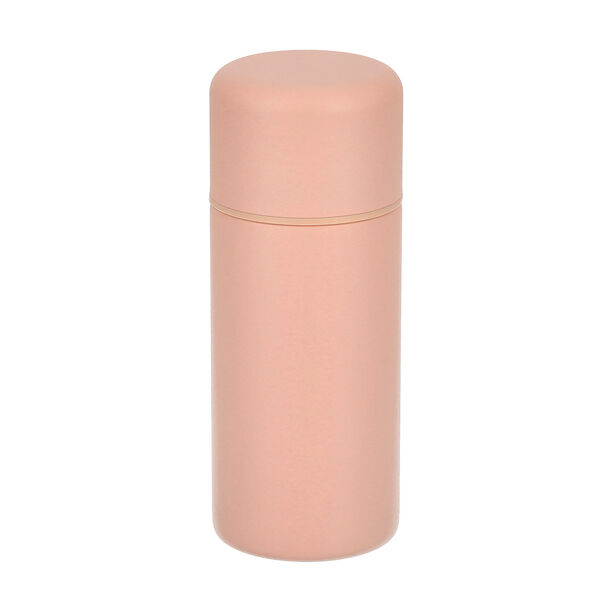 Thermo Bottle 350Ml Stainless Pink image number 0