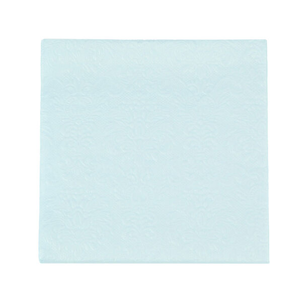 Elegance Serving Napkins Paper Square Blue image number 1