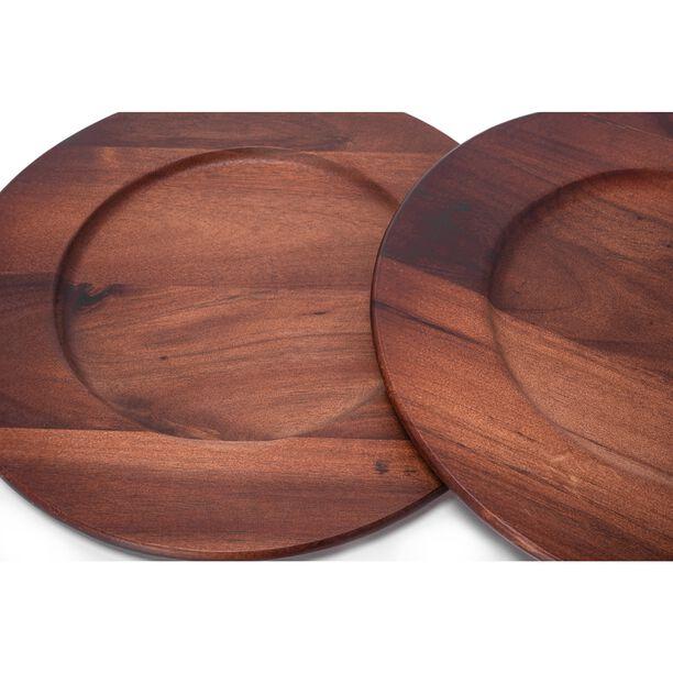 صحون تقديم ألبرتو خشب image number 3