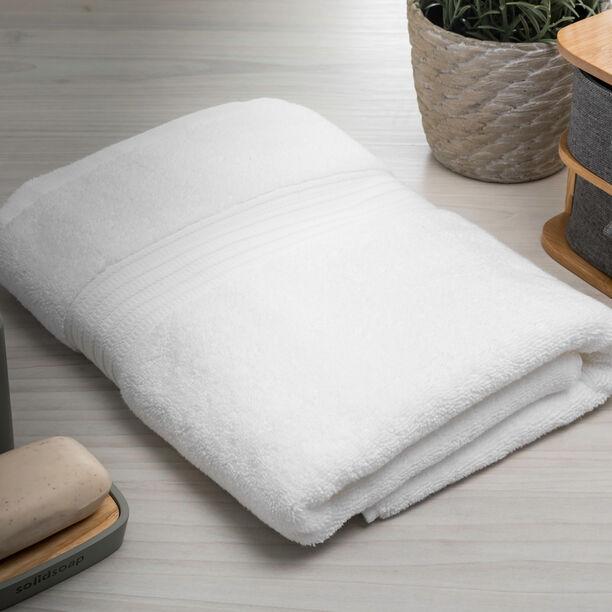 Cottage Bath Towel White image number 2