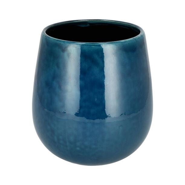 Ceramic Planter Blue image number 1